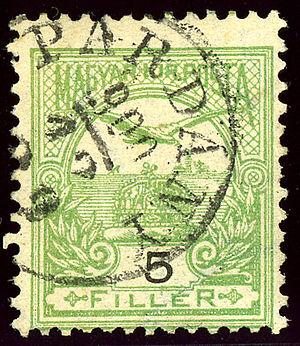 Međa, Žitište - Hungarian name Párdány in 1900 in the Kingdom of Hungary.
