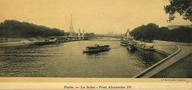 Paris - La Seine Pont Alexandre III.jpg