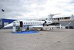 Paris Air Show 2017 Gulfstream G280.jpg