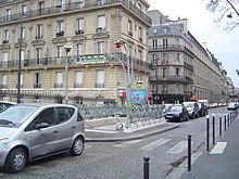 Europe (métro de Paris) — Wikipédia