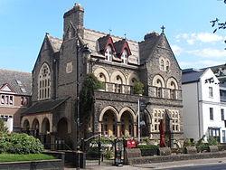 Park House, Park Place, Cardiff