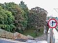 Park Kaskada zakaz ruchu pieszych.jpg