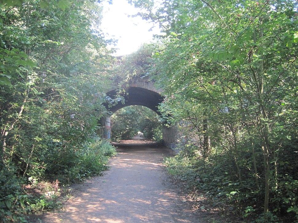 Parkland Walk Islington