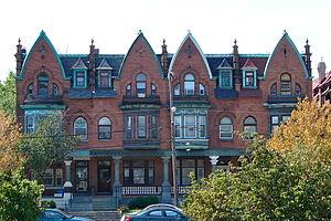 Parkside, Philadelphia - Image: Parkside HD Philly d