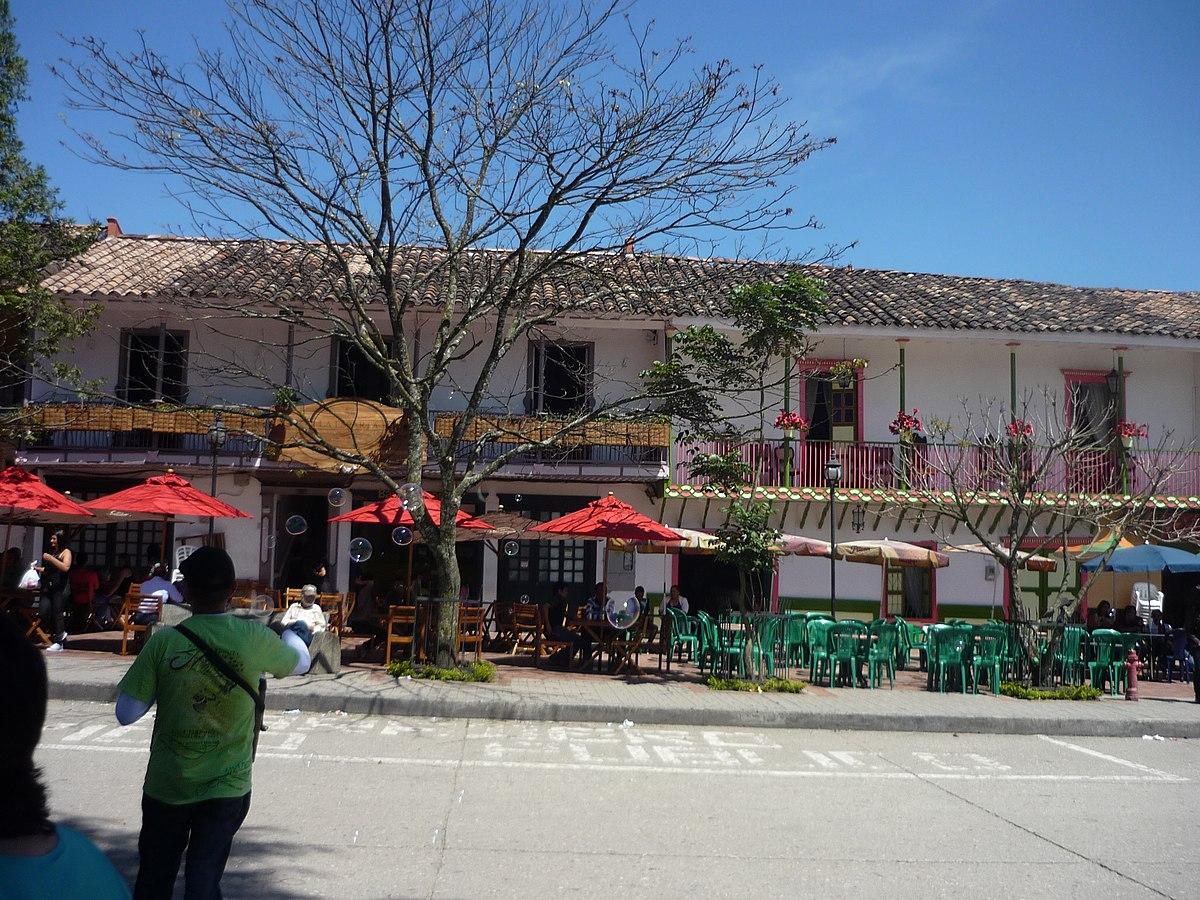 From San Jose To San Francisco >> Marinilla - Wikipedia