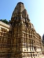 Parshwanath Temple Eastern Group of Temples Khajuraho India - panoramio.jpg