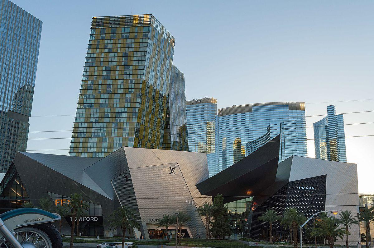 File:Part Of CityCenter, Las Vegas.jpg
