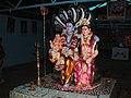 Parvati Shiva and Ganesha at Nilkanteshwar Temple.jpg
