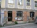 Passau Residenzplatz Ostseite.jpg