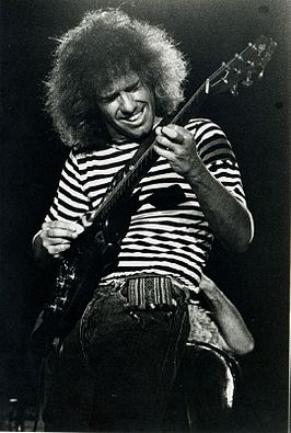 Pat Metheny in Melbourne, VS.