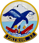 Patrol Squadron 22 (US Navy) insignia 1961.png