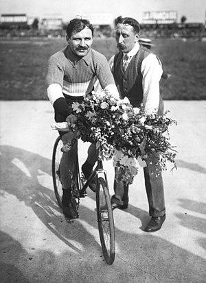 Paul Guignard - Paul Guignard in 1912