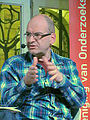 Paul van Buitenen (NL, Breda, 28 mei 1957) former Dutch MEP and (before that) famous wistle blower in the EU..JPG