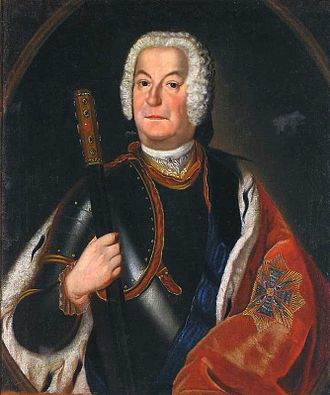 Sanguszko - Paweł Karol Sanguszko