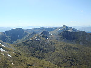 Mamores - The Mamores