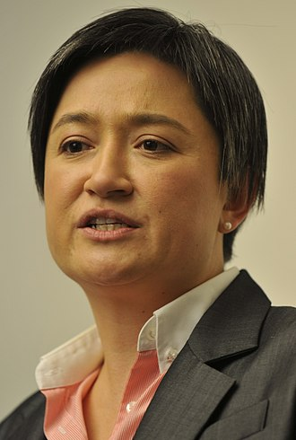 Results for the Australian federal election, 2013 (Senate) - Image: Penny Wong May 2012