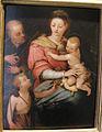 Perin del vaga, sacra famiglia con san giovannino.JPG