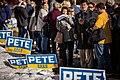 Pete Buttigieg Rally at Lincoln High School - 49480392023.jpg