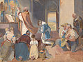 Peter Fendi (Austrian - Fridolin Assists with the Holy Mass - Google Art Project.jpg