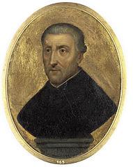 Petrus Canisius (1521-97). Geestelijke en schrijver te Nijmegen