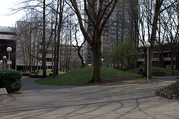 English: Pettygrove Park in Portland, Oregon. ...