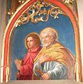 Pfarrkirche St. Johannes (Hechingen) Detail Altargemälde.jpg