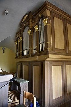 Pfarrkirche Unterwart Interior 11.jpg