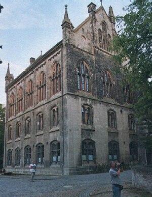 Pforta - Pforta, Altes Schulhaus