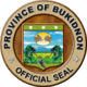 Official seal of Bukidnon