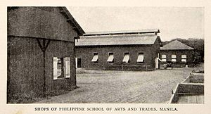 Technological University of the Philippines - Philippine School of Arts and Trades