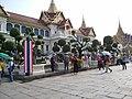 Phra Borom Maha Ratchawang, Phra Nakhon, Bangkok, Thailand - panoramio (55).jpg