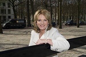 Pia Dijkstra - Pia Dijkstra in 2010