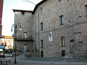 Pianello Val Tidone - Town hall.