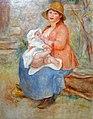 Pierre-Auguste Renoir - Mother nursing her child.jpg
