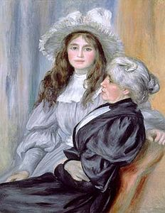 https://upload.wikimedia.org/wikipedia/commons/thumb/c/ca/Pierre_Auguste_Renoir_-_Portrait_Berthe_Morisot_and_daughter_Julie.jpg/232px-Pierre_Auguste_Renoir_-_Portrait_Berthe_Morisot_and_daughter_Julie.jpg