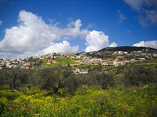 Maghar, Israel Place in Israel