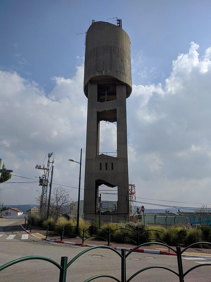 מגדל המים בעתלית