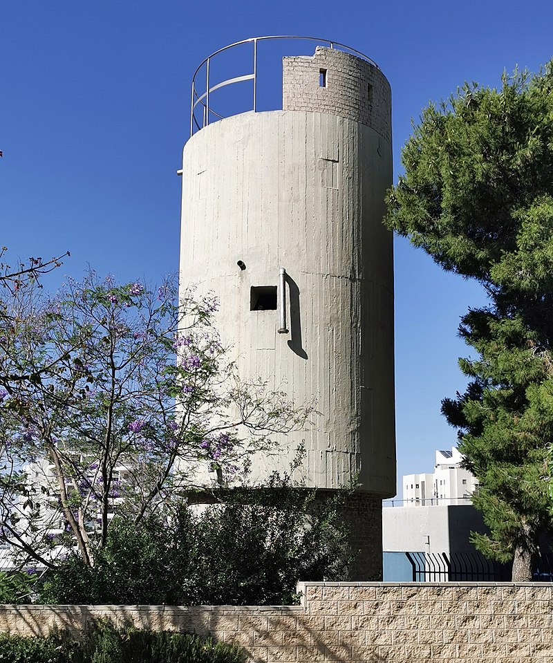 מגדל אוקבה בראשון לציון