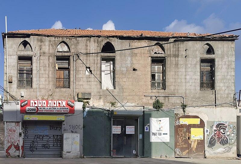 הבית ברחוב הרצל 140 בתל אביב