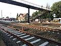Pilisvörösvár Railroad Pedestrian Bridge 20140804 180030.jpg