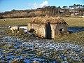 Pillbox at Pauperhaugh - geograph.org.uk - 1721228.jpg