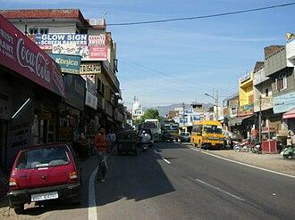 Pinjore - Image: Pinjore City Chandigarh India