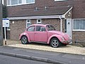 Pink Beetle in White Horse Way. - geograph.org.uk - 117824.jpg