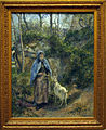 Pissarro - Girl with a Goat.JPG