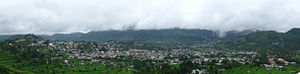 Pithoragarh - A Panoramic View of Pithoragarh