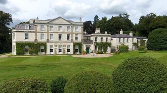 Pixton Park - Pixton Park, south front