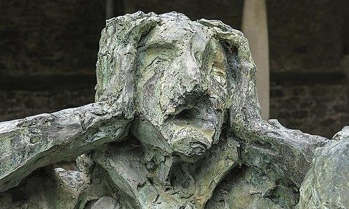 "Pepe Antonio Márquez, ""Plañideras""/""The Mourners"", 2003, Lluanco, Spain. Detail"