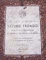 Placa Arturo Frondizi (La Plata).JPG