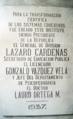 Placa conmemorativa a la creación del Instituto Nacional de Psicopedagogía.png