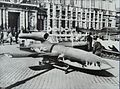 Place de la mairie V1 22 sept 1945 5618.JPG